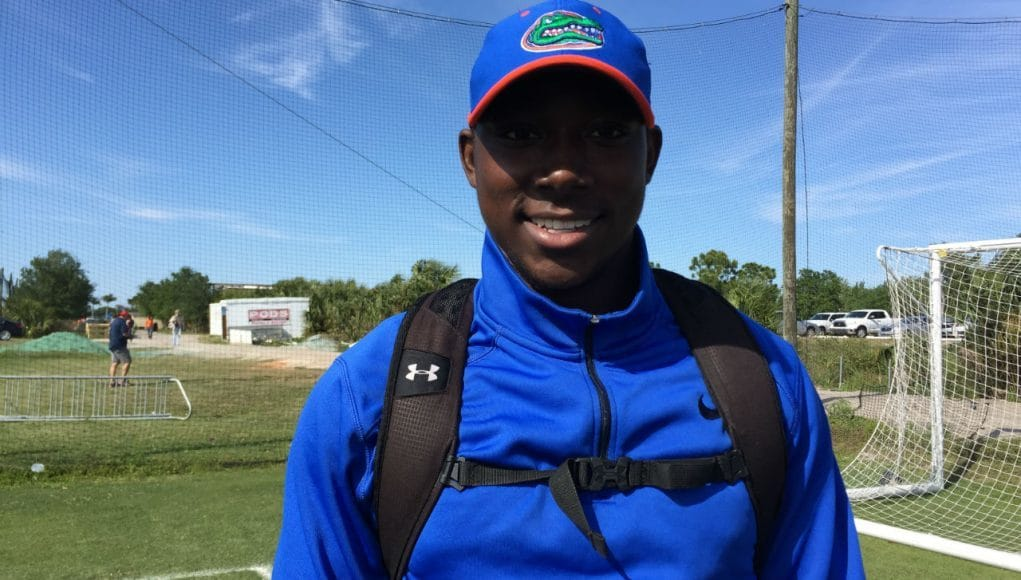Florida Gators, Florida Gators Football, Florida Gators, Recruiting, Rick Wells, Kassidy Hill