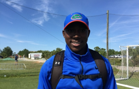 Wells likes the Gators offensive scheme