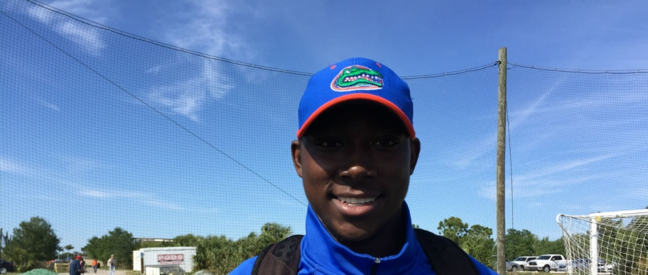 Florida Gators receiver recruiting board post spring
