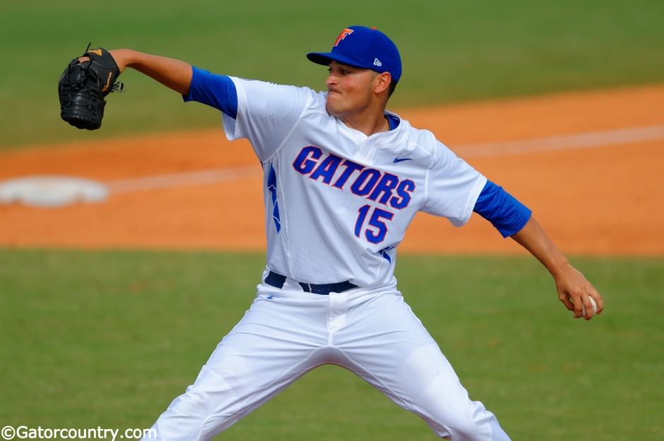 Danny Young, McKethan Stadium, Gainesville, Florida
