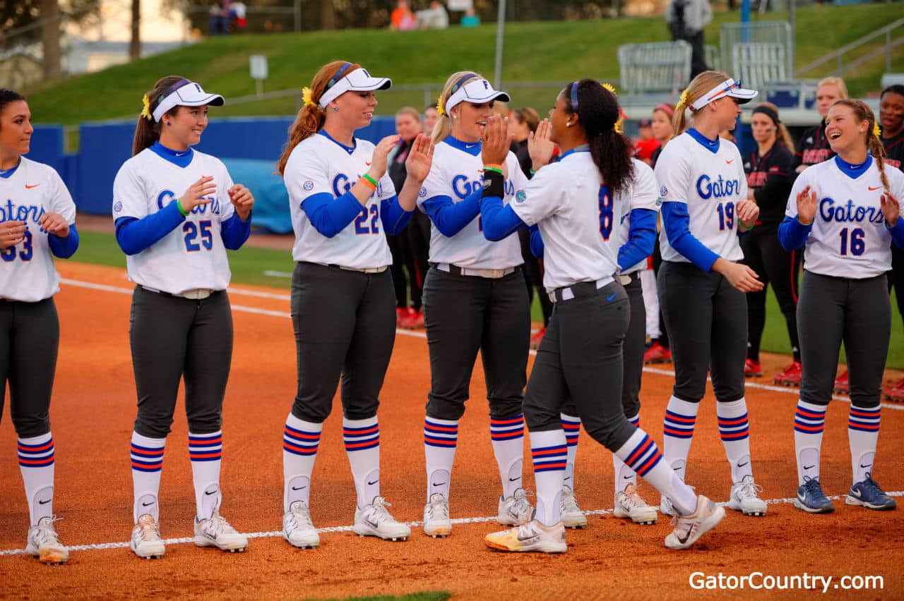 Super Regional Softball preview for Florida