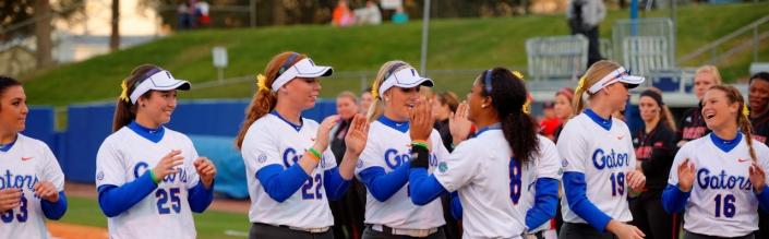 Florida Gators: Softball faces 3 ranked teams this week