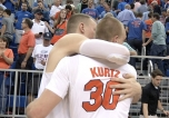 Video: Florida Gators Basketball Senior Night