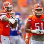 David Sharpe, Antonio Riles, Orange and Blue Debut, Gainesville, Florida, University of Florida, Ben Hill Griffin Stadium
