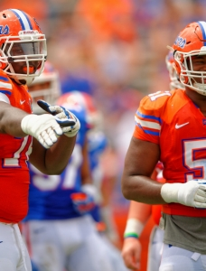 Breaking down the Florida Gators depth chart: Offensive Line