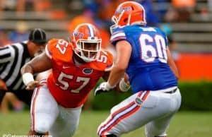 Caleb Brantley, Ben Hill Griffin Stadium, Gainesville, Florida, University of Florida