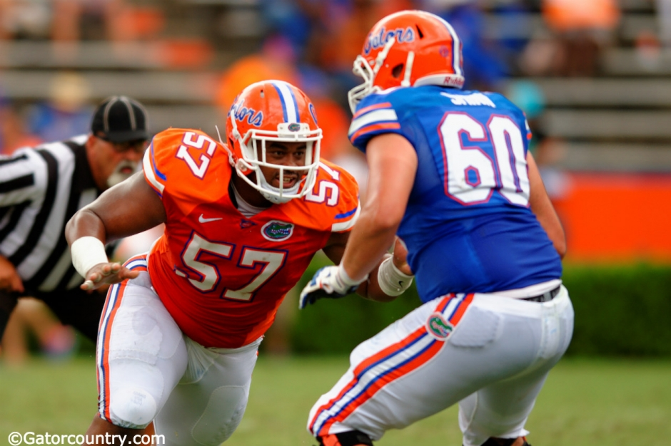 Caleb Brantley, Ben Hill Griffin Stadium, Gainesville, Florida, University of Florida