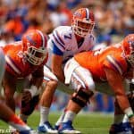 Will Grier, University of Florida, Florida Gators, Ben Hill Griffin Stadium, Gainesville, Florida