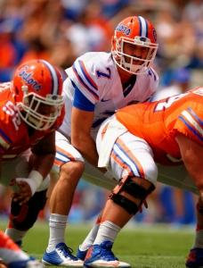 Florida Gators post spring two deep: Quarterbacks & Running backs
