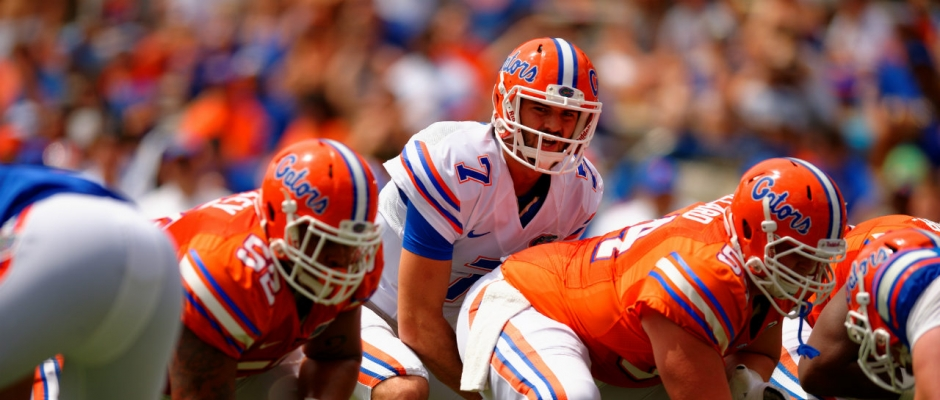 Florida Gators post spring two deep: Quarterbacks & Running backs