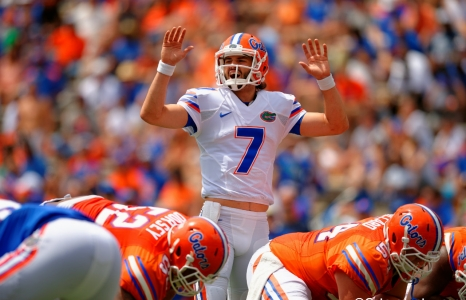 Mac goes with two quarterback attack