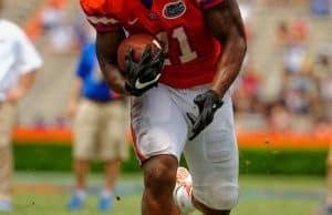 Kelvin Taylor, Ben Hill Griffin Stadium, Gainesville, Florida, University of Florida