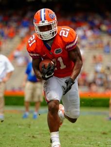 Five list of five for the Florida Gators vs. FSU