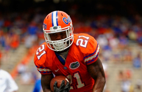 Five list of five for the Florida Gators vs. FSU