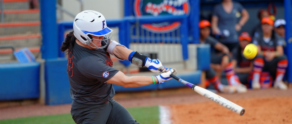 Florida Gators softball fall to Missouri in series finale, 3-2