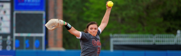 Florida Gators softball lean on three arms for three peat