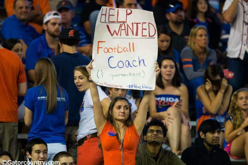 Ben Hill Griffin Stadium, Gainesville, Florida, Florida Gators, Will Muschamp