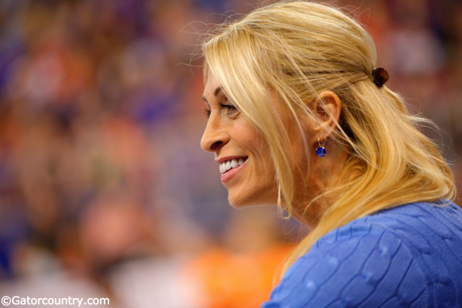 Rhonda Faehn, Florida Gators, University of Florida, Gainesville, Florida