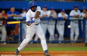 Josh Tobias, University of Florida, Alfred A. McKethan Stadium, Gainesville, Florida