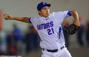 Alex Faedo, Florida Gators, McKethan Stadium, University of Florida, Gainesville