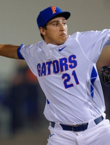 Faedo fans 12 in Florida Gators series clinching win