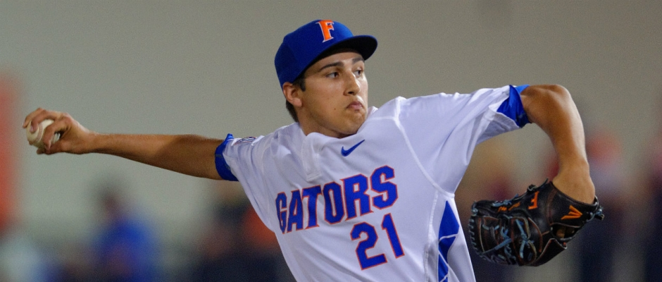 Florida Gators avoid sweep with 10-1 win