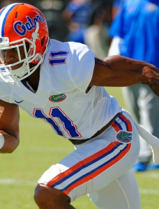 Florida Gators Football: The maturation of Demarcus Robinson