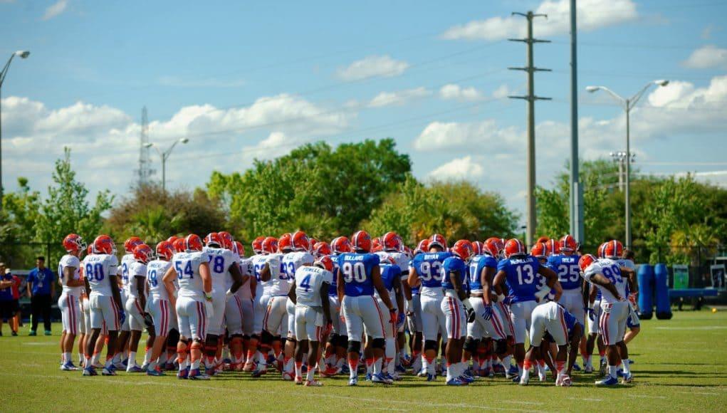 Florida Gators football, University of Florida, Gainesville, Florida
