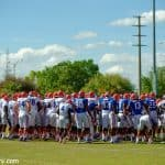 Florida Gators football, University of Florida, Gainesville, Florida