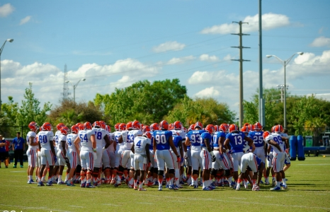 Expectations should be tempered for spring game