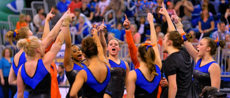 Florida Gators Name Jenny Rowland as Gymnastics Coach
