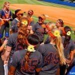 Florida Gators softball 2015/David Bowie