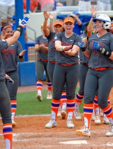 Florida Gators Softball Reaching Repeated Goals
