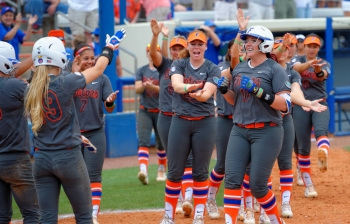 Florida Gators Softball Reaching Repeated Goals