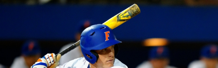 Bader's bat critical for Florida Gators in NCAA Tournament