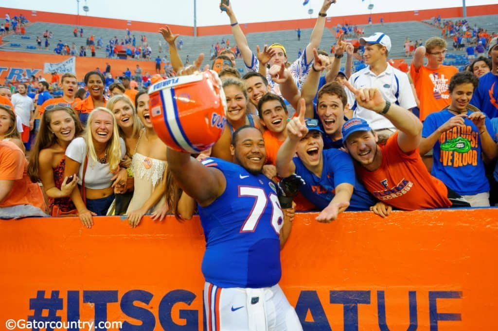 2015 NFL Draft: Denver selects Max Garcia | GatorCountry com