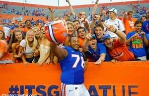 Max Garcia, Ben Hill griffin Stadium, Gainesville, Florida, University of Florida