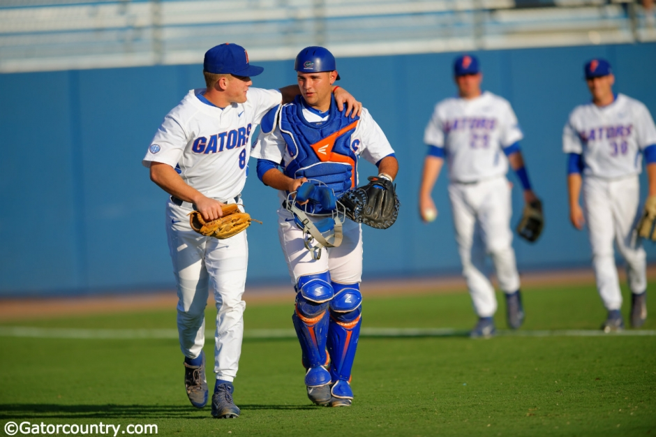 Florida Gators, McKethan Stadium, Gainesville, Florida