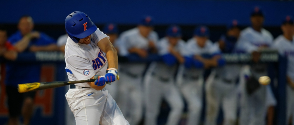 Larson lifts Florida Gators past Wake Forest in extra innings