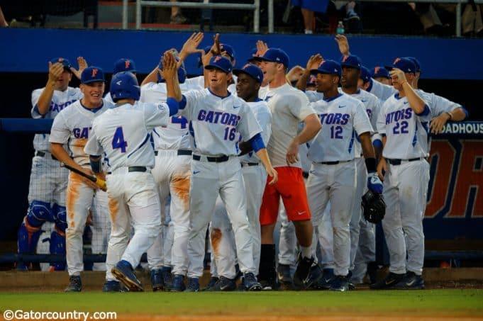 Florida Gators, McKethan Stadium, Gainesville, Florida, University of Florida, Harrison Bader