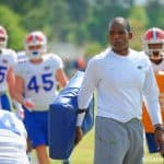 Randy Shannon, Ben Hill Griffin Stadium, Gainesville, Florida, University of Florida