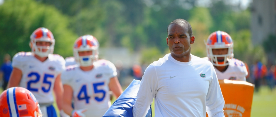 Playing for the Florida Gators has been a dream for Wooten