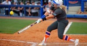 Florida Gators softball player Kayli Kvistad