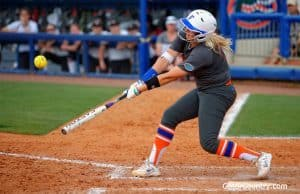 Florida Gators softball player Kayli Kvistad