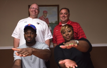 RB La'Mical Perine Overjoyed with Commitment to Florida Gators