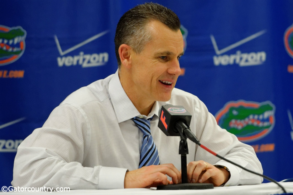 Florida Gators, Billy Donovan, Gainesville, Florida