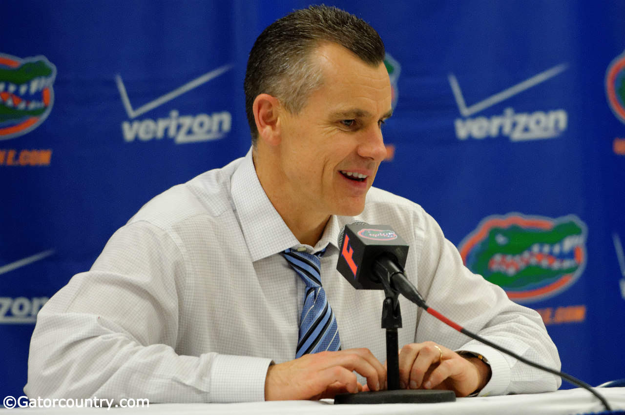 More than a coach, there's no replacing Billy Donovan