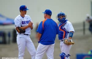 Dane Dunning, Kevin O'Sullivan, Mike Rivera, McKethan Stadium, Gainesville, Florida, University of Florida