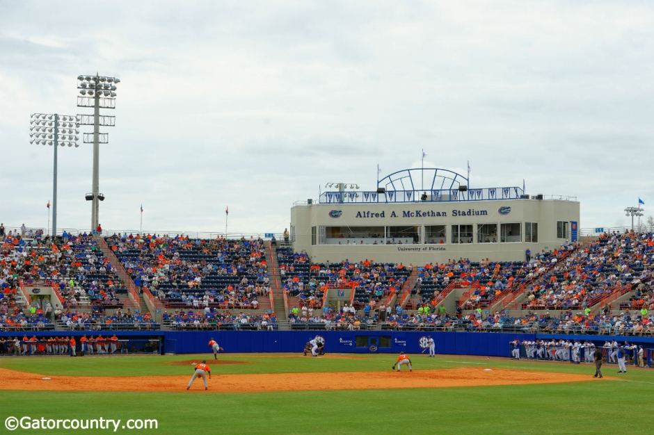 Alfred A. McKethan Stadium, Gainesville, Florida, University of Florida