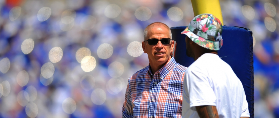 Florida Gators will play LSU, no thanks to Alleva